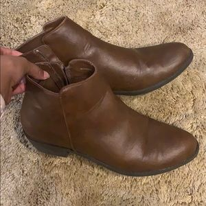 Forever 21 flat boots